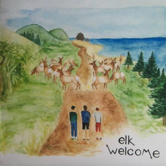 Elk Welcome cover art