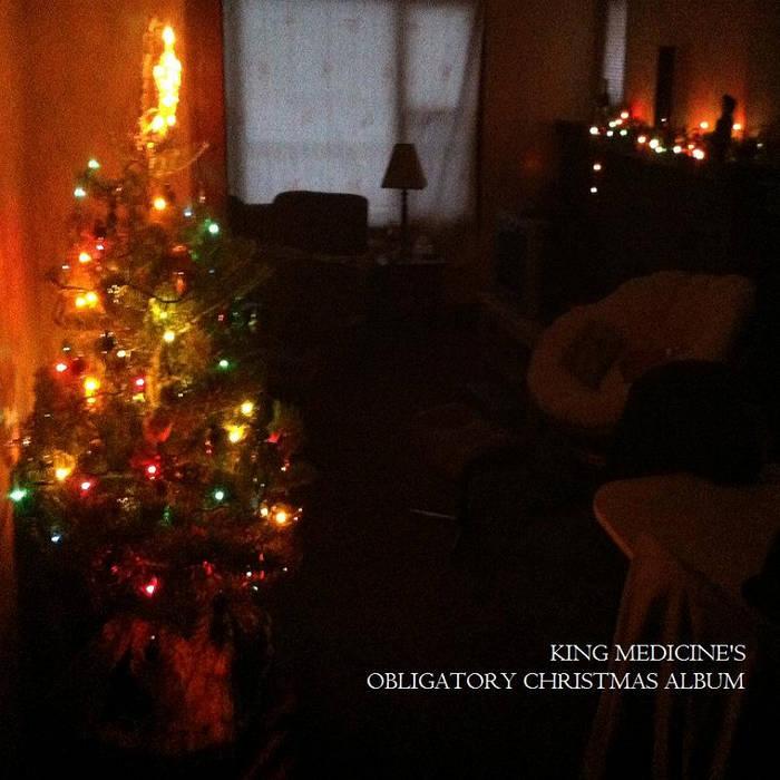 Obligatory Christmas Album cover art