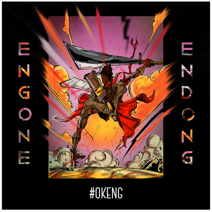 #OKENG [ULG#001] cover art