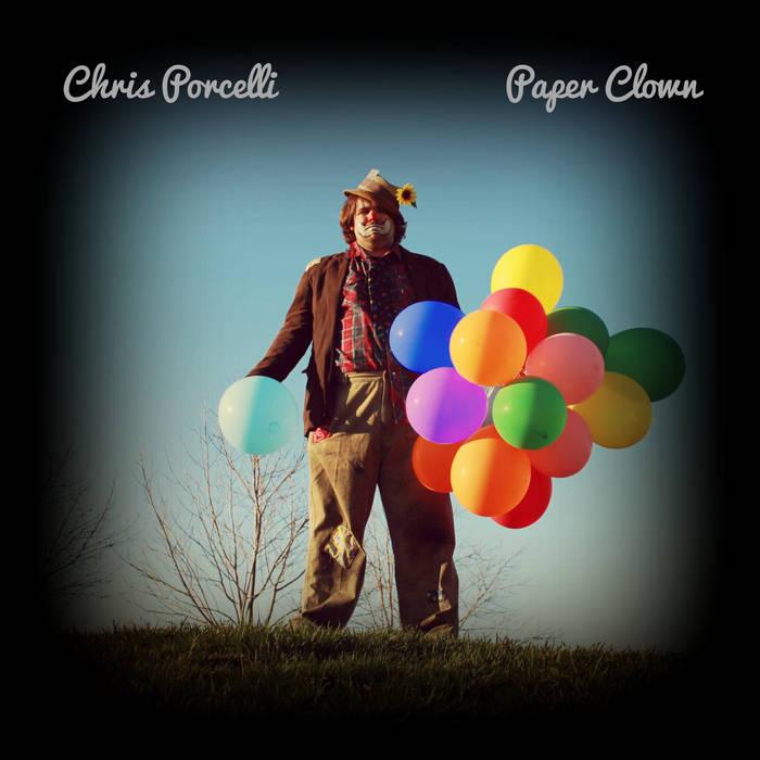 Paper Clown cover art