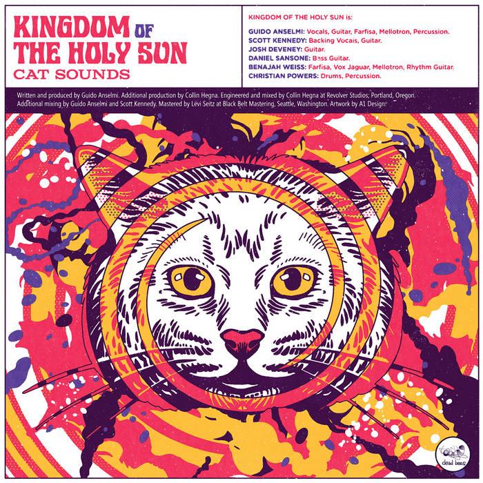 Cat Sounds (Single) cover art