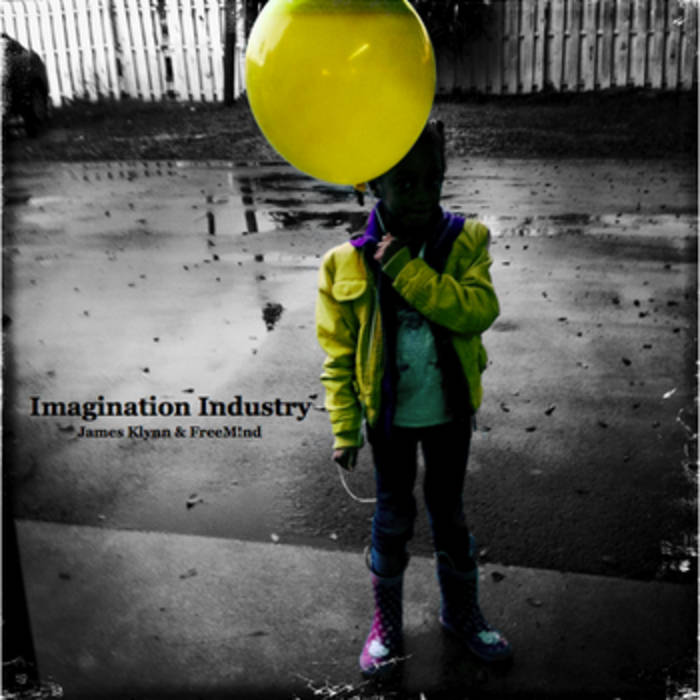 Imagination Industry cover art