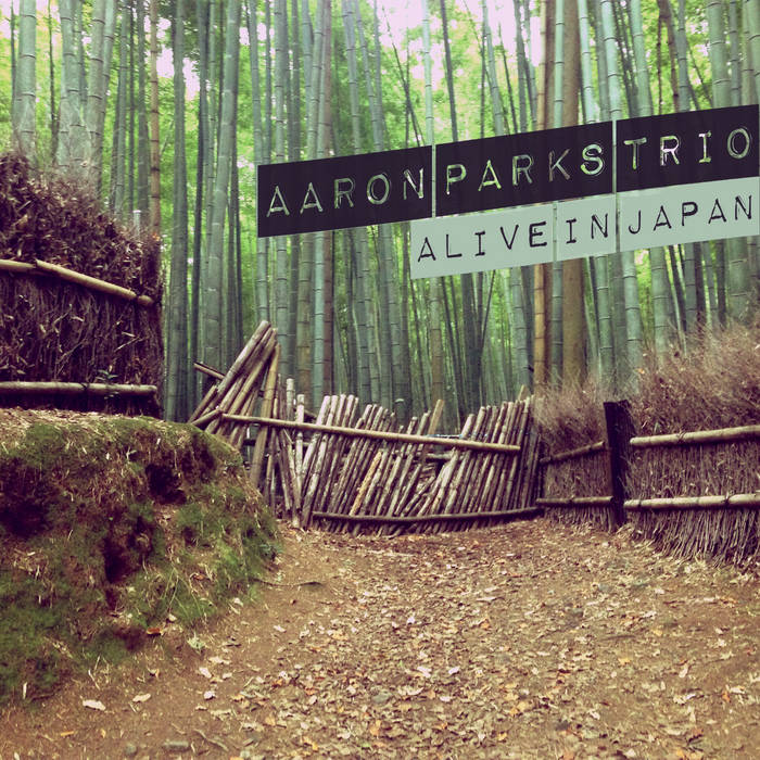 Alive in Japan cover art