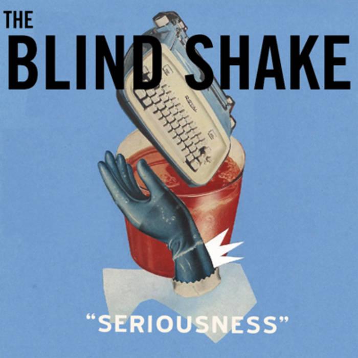 """Seriousness"" LP cover art"
