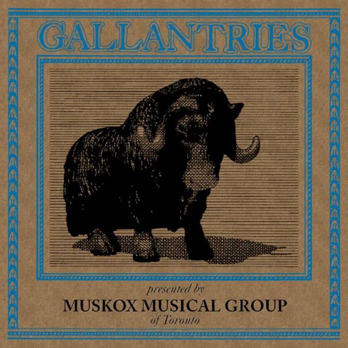 Gallantries cover art