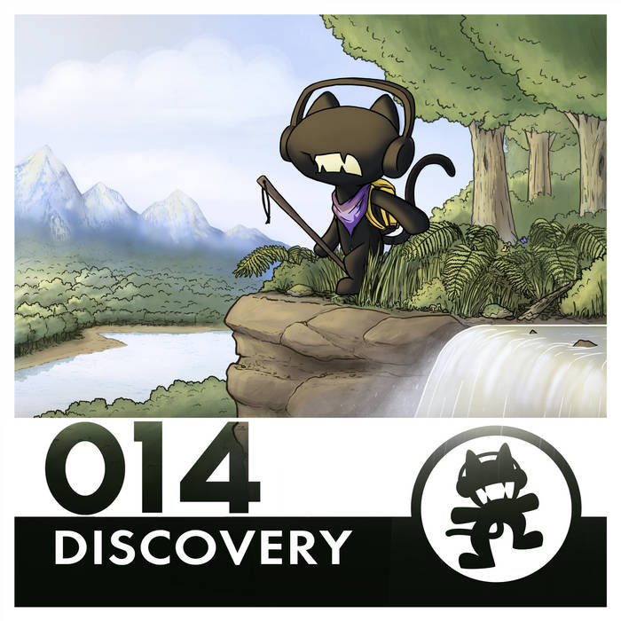 Monstercat 014 - Discovery cover art