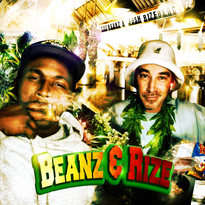 Beanz and Rize cover art