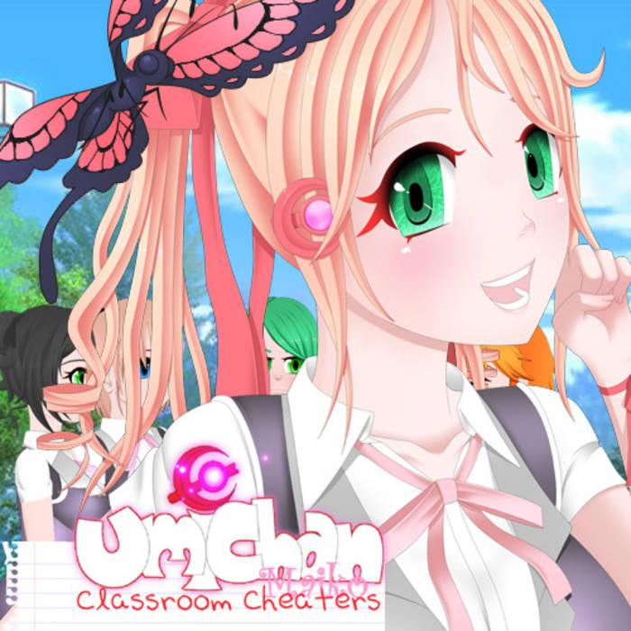 UMCC Khalei Butterfly OST cover art