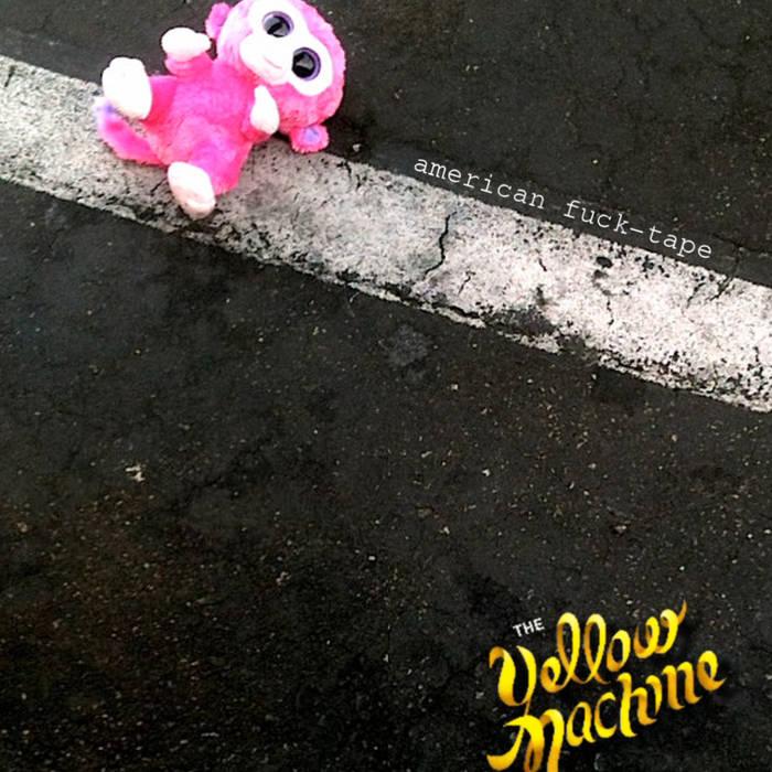 The Yellow Machine cover art