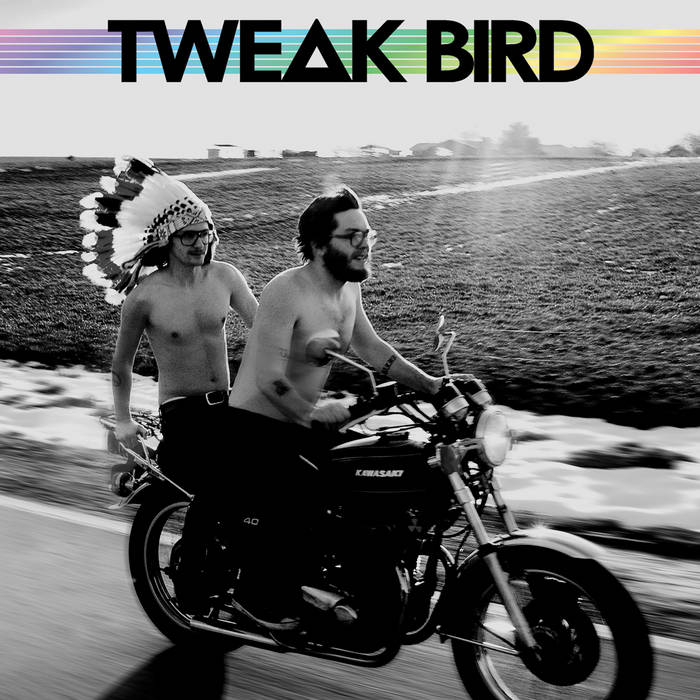 Tweak Bird cover art
