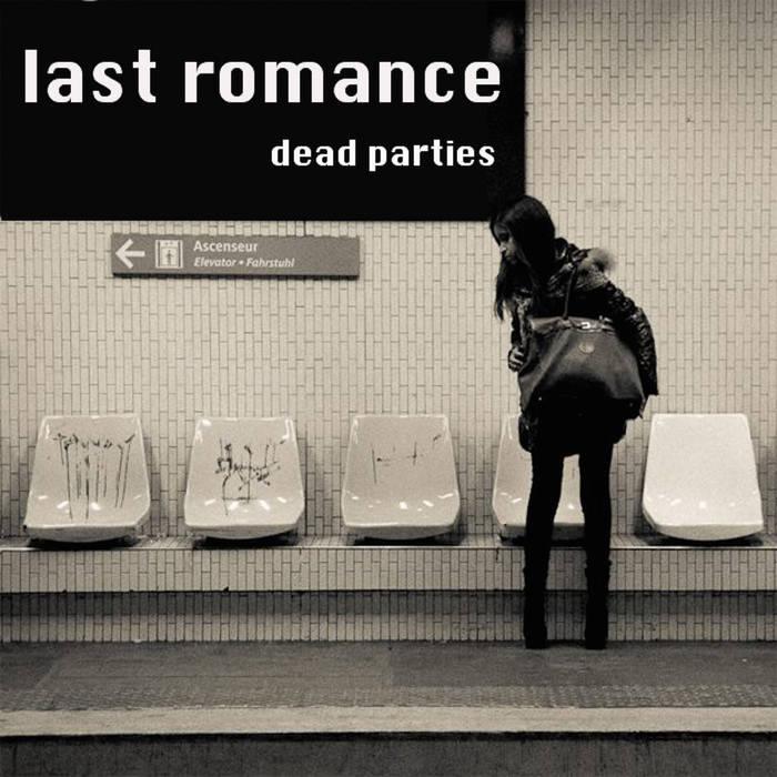 Last Romance cover art