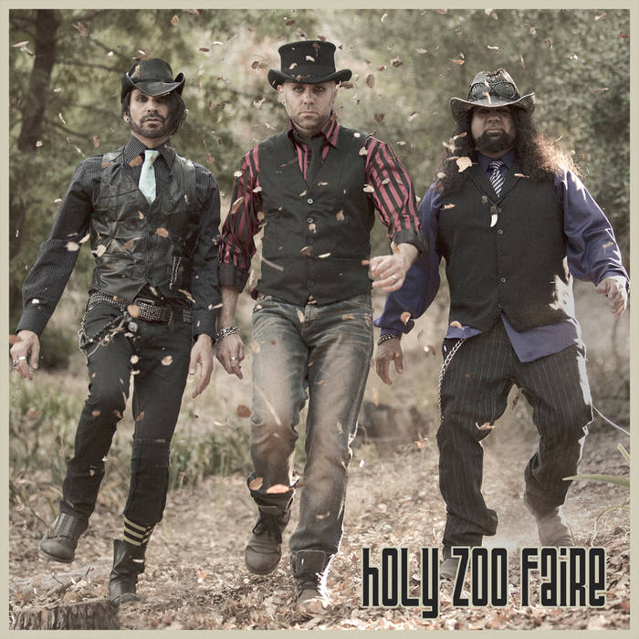 Holy Zoo Faire cover art