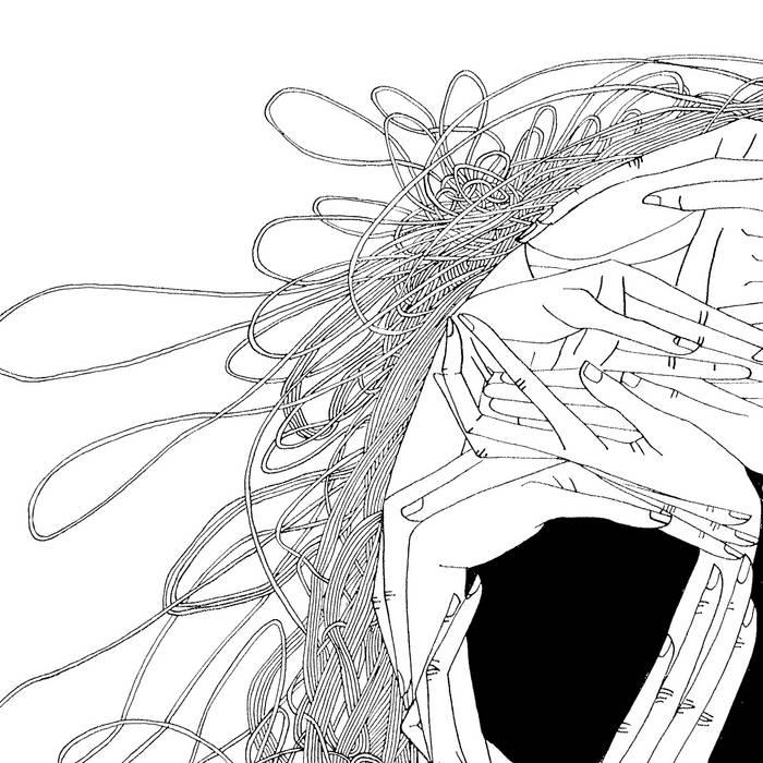 [VLEK01/A] AMAI#1/4 - Cupp Cave / Dem Hunger cover art