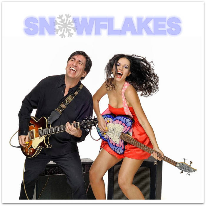 Snowflakes cover art