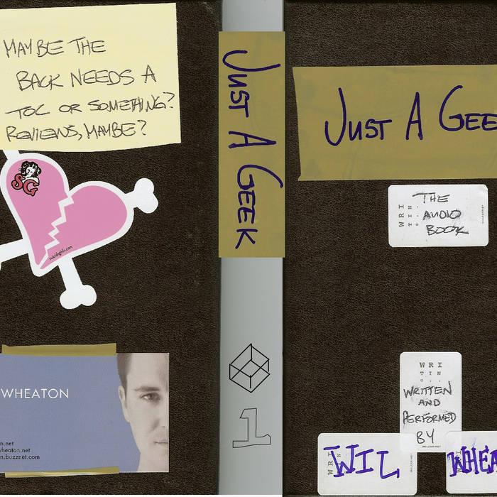 Just A Geek: Teh Audio Book cover art