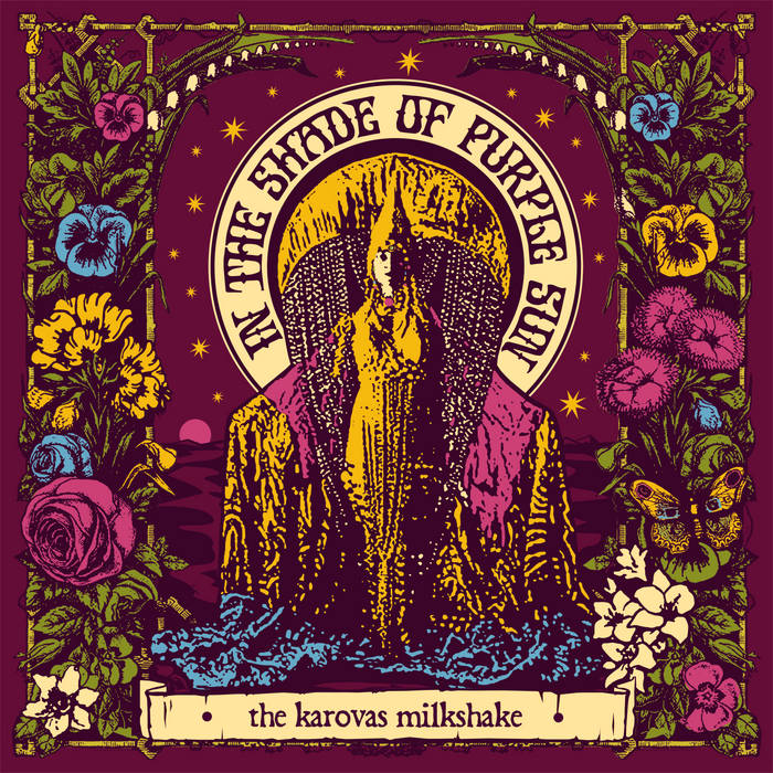 In the Shade of the Purple Sun cover art