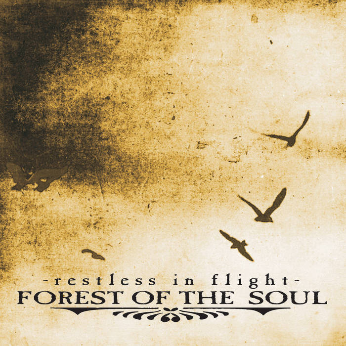 Restless in Flight cover art