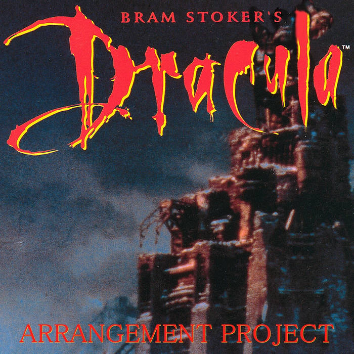 NES DRACULA ARRANGEMENT PROJECT cover art