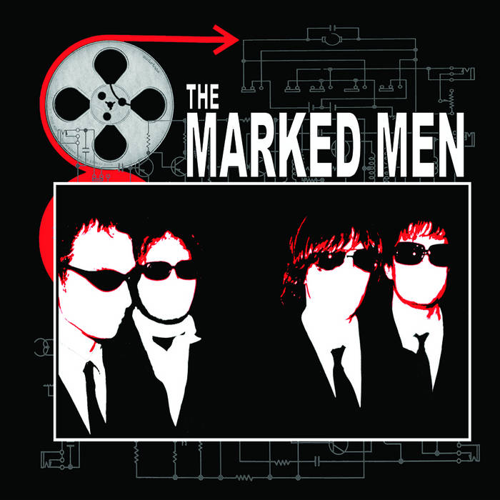 Marked Men, The - s/t cover art