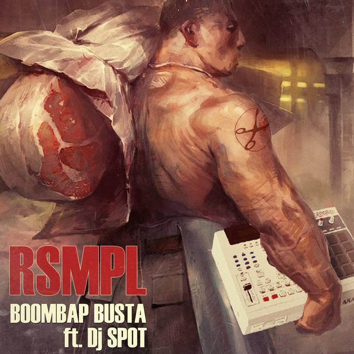Boombap Busta ft. DJ Spot cover art