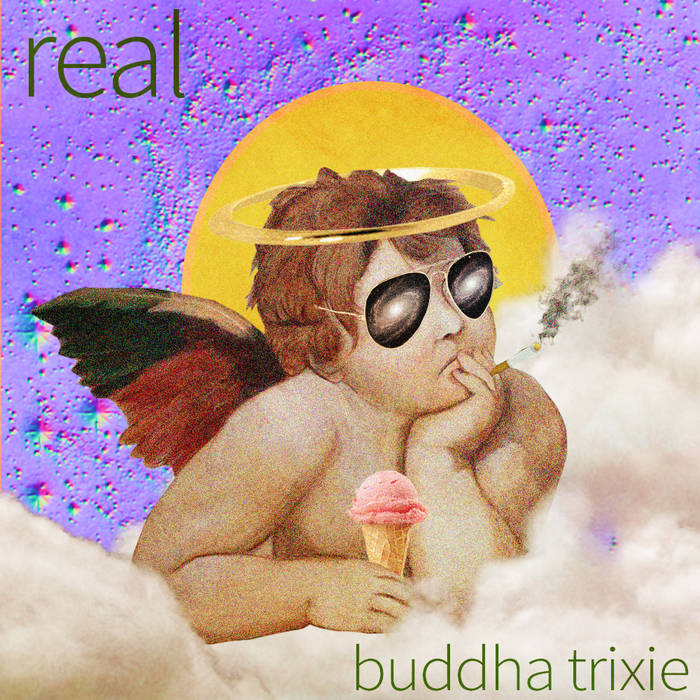 Real - EP cover art