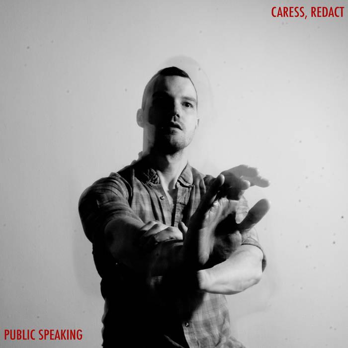 Caress, Redact cover art