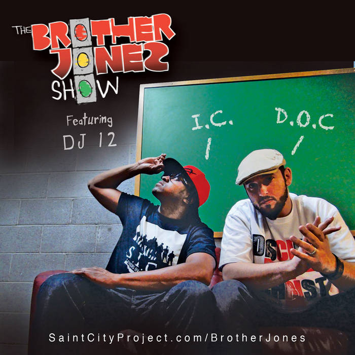 The Brother Jones Show cover art