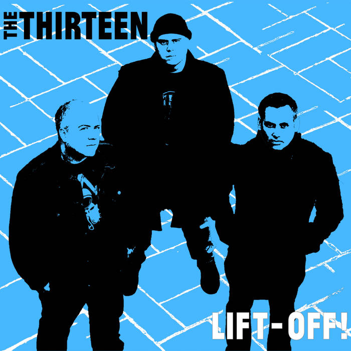 LIFT - OFF! cover art