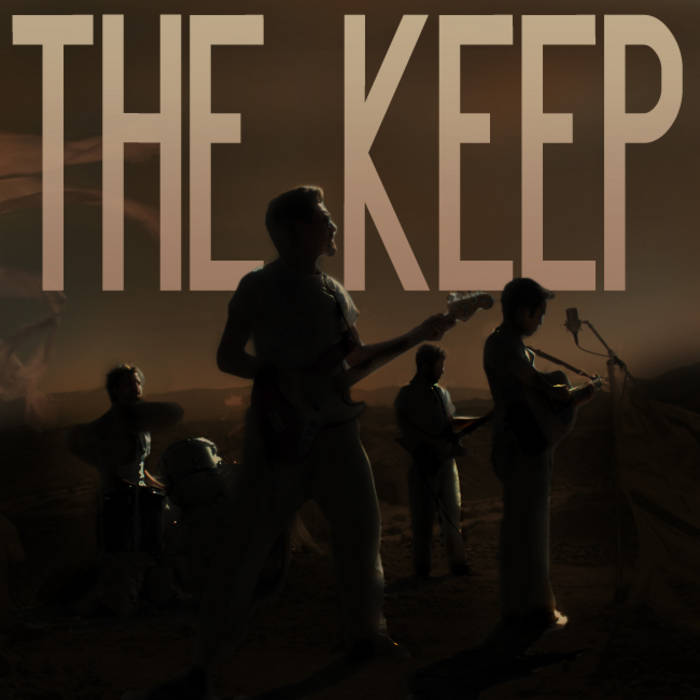 The Keep EP cover art