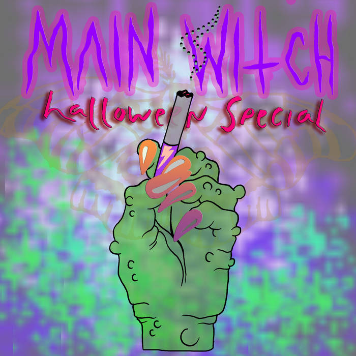 Main Witch Halloween Special cover art