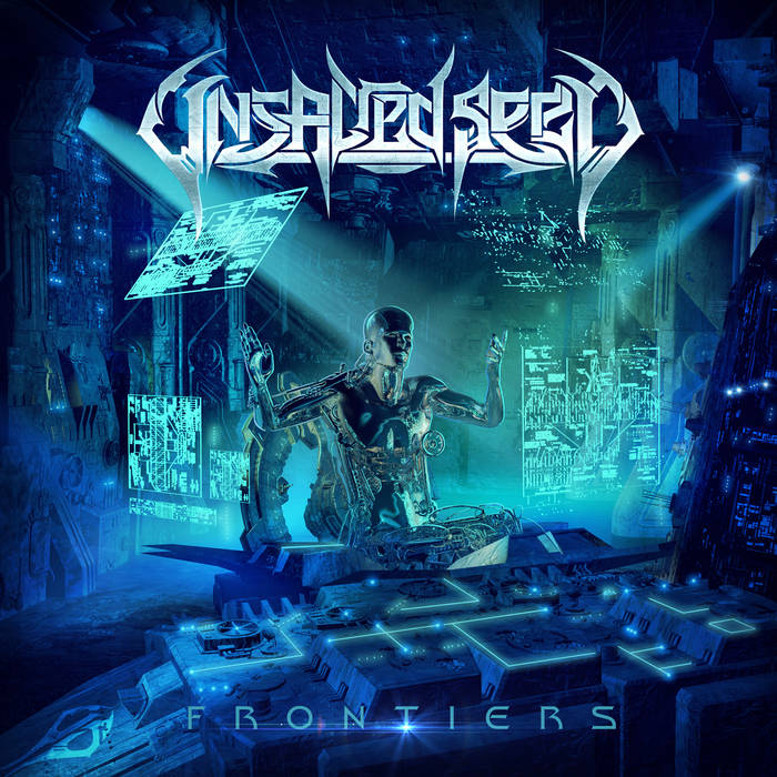 Frontiers cover art