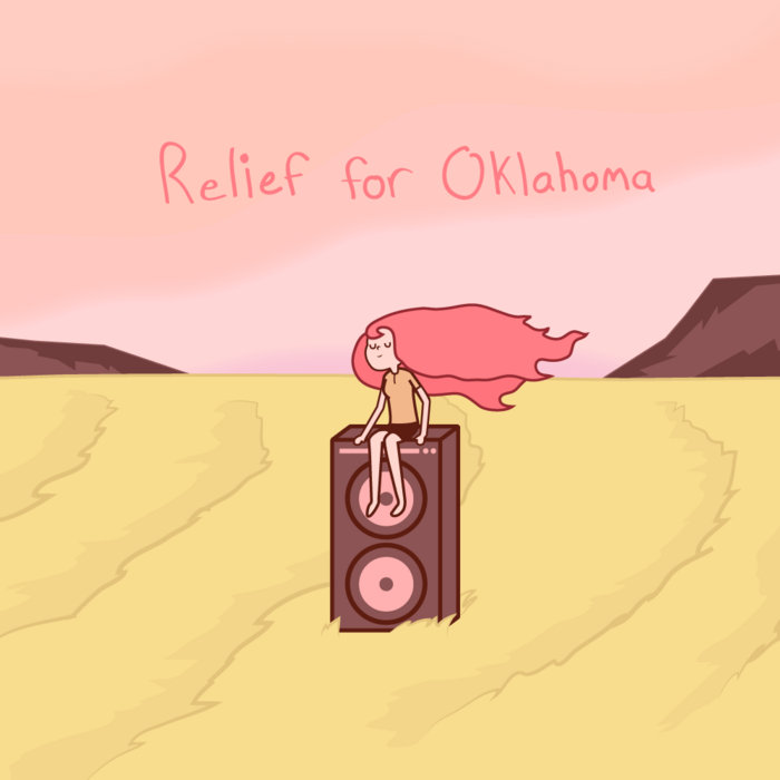 Relief for Oklahoma cover art