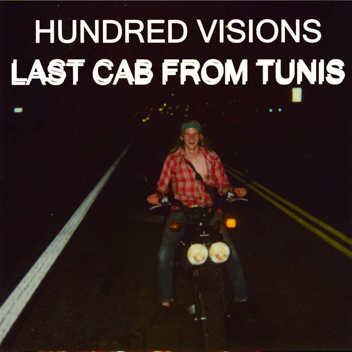 Last Cab From Tunis cover art