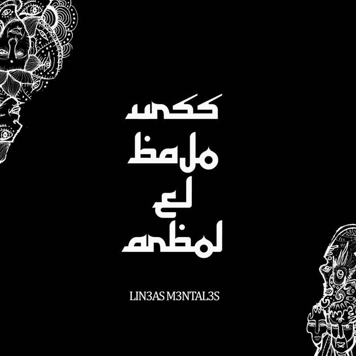 "Lin3as M3ntal3s (12"" Vinyl) cover art"