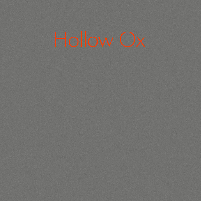 Hollow Ox cover art
