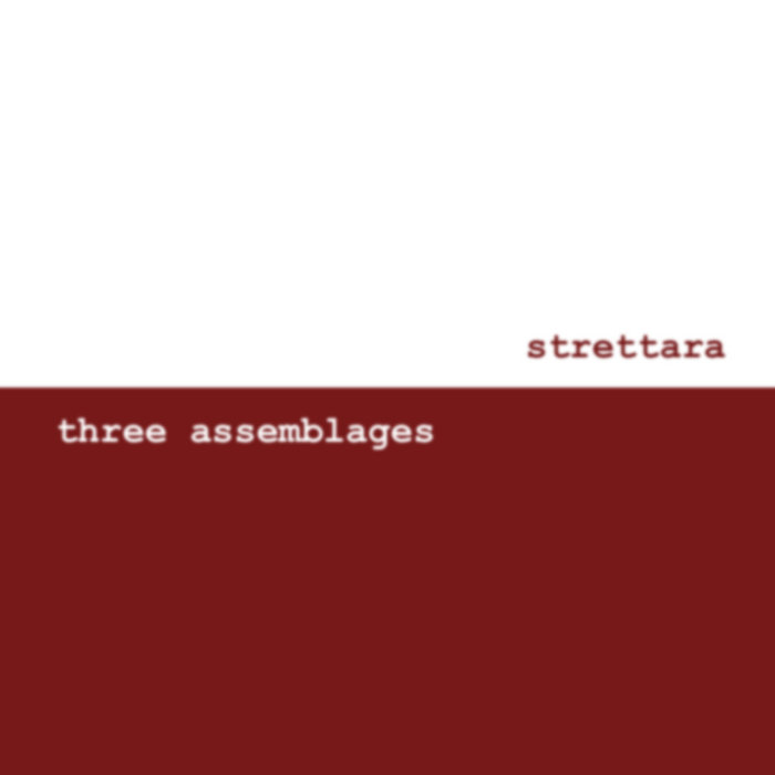 three assemblages cover art
