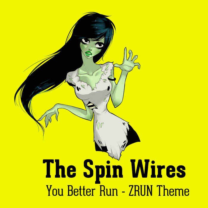 You Better Run - ZRUN Theme cover art