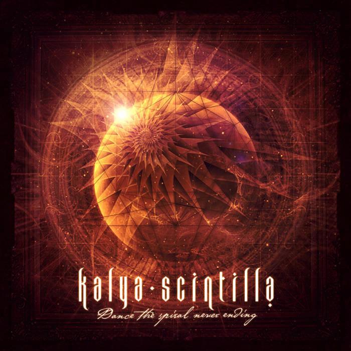 Dance the Spiral Never Ending cover art