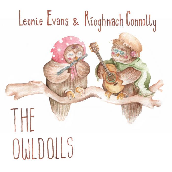 Owl Dolls e.p cover art