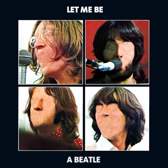 Let Me Be (Demos) cover art
