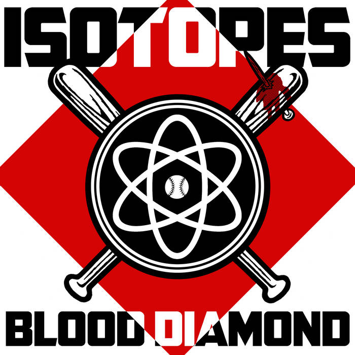 Blood Diamond EP cover art