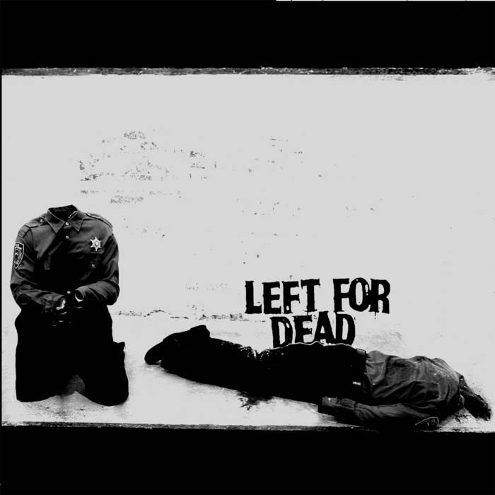 LEFT FOR DEAD Devoid Of Everything cover art