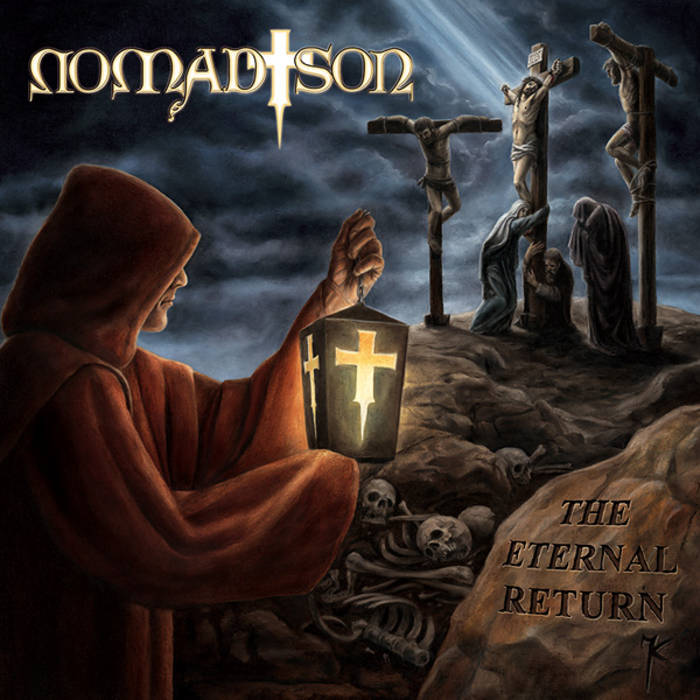 """NOMAD SON """"The Eternal Return"""" cover art"""