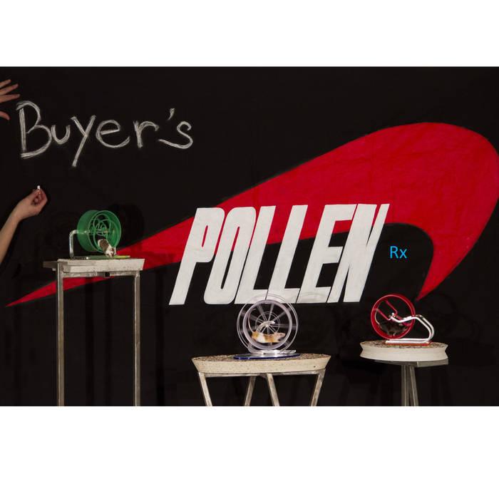 Buyer's cover art