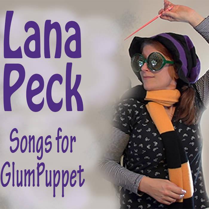 Songs for GlumPuppet cover art