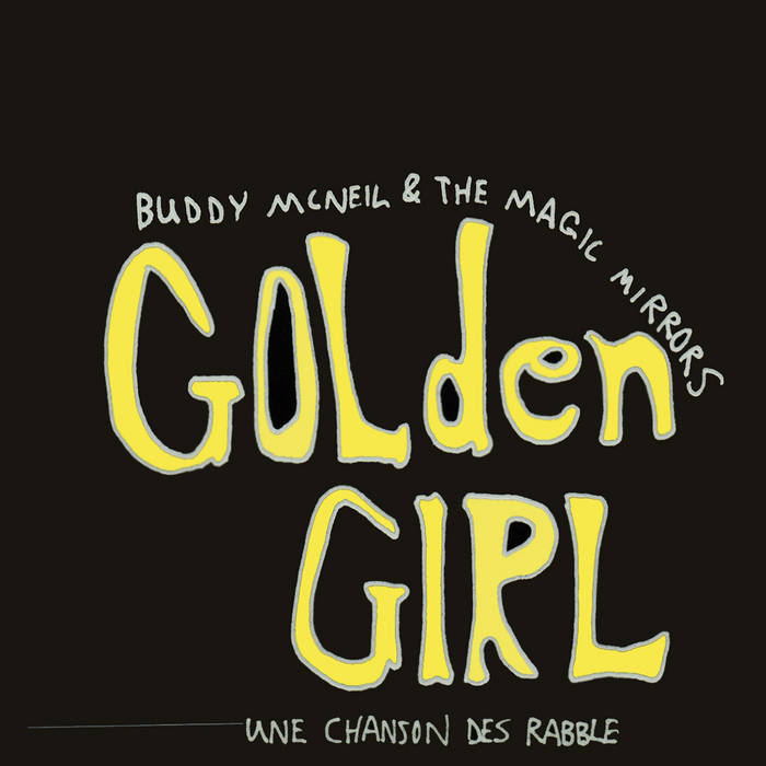 Golden Girl cover art