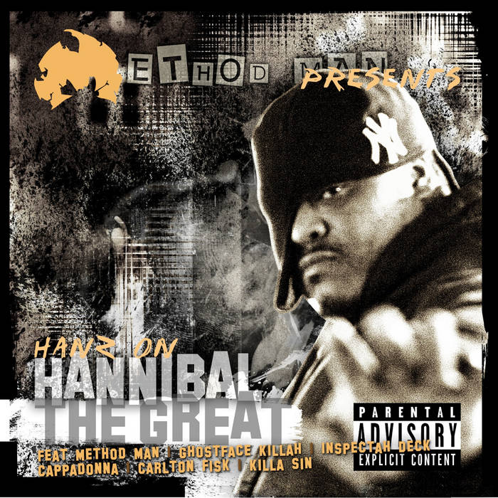 Method Man Presents Hannibal The Great cover art