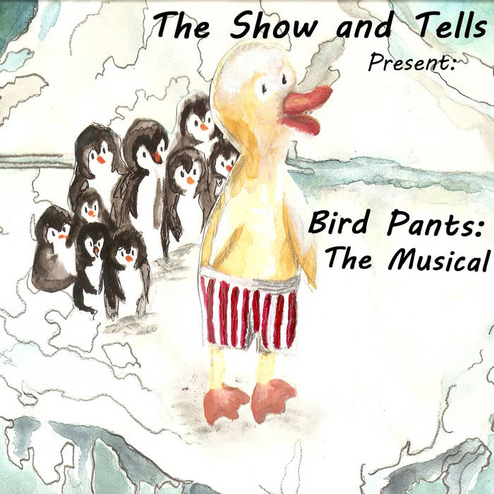 Bird Pants: The Musical cover art