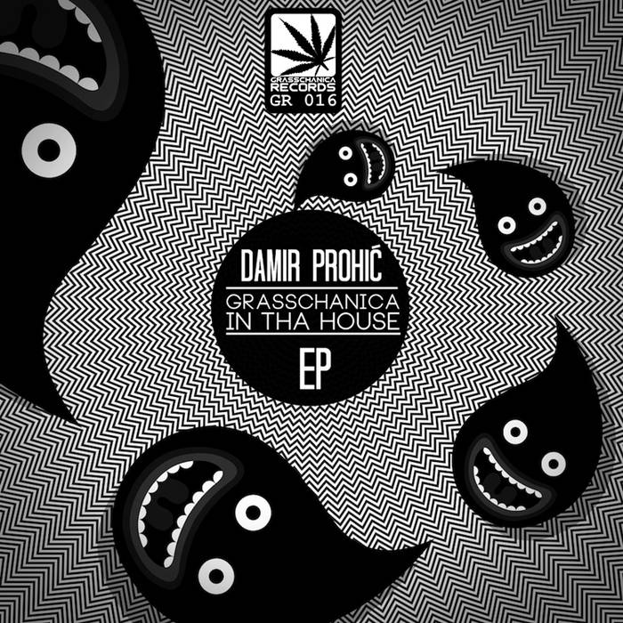 Grasschanica In Tha House EP cover art