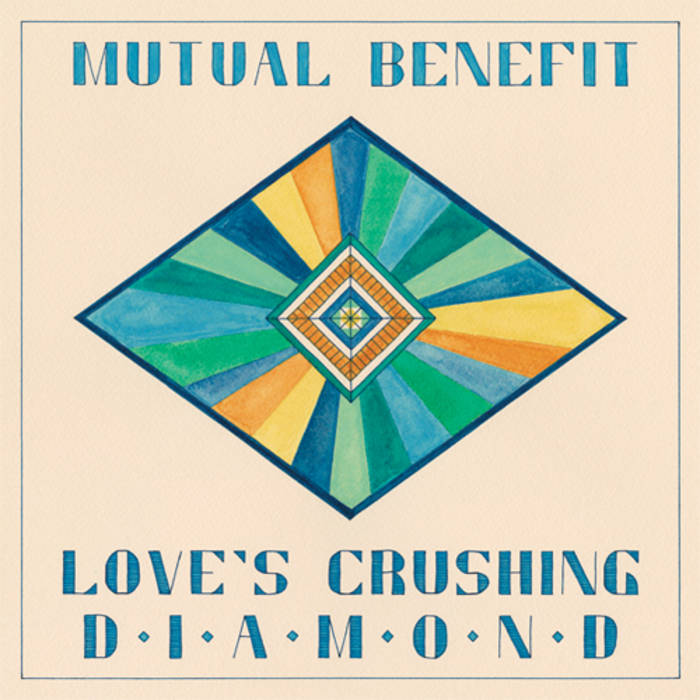 Love's Crushing Diamond cover art